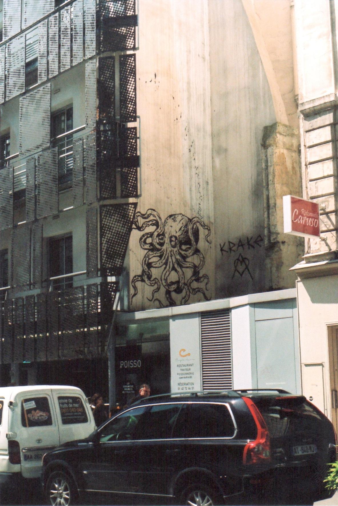 Streets of Paris on Film VIII
