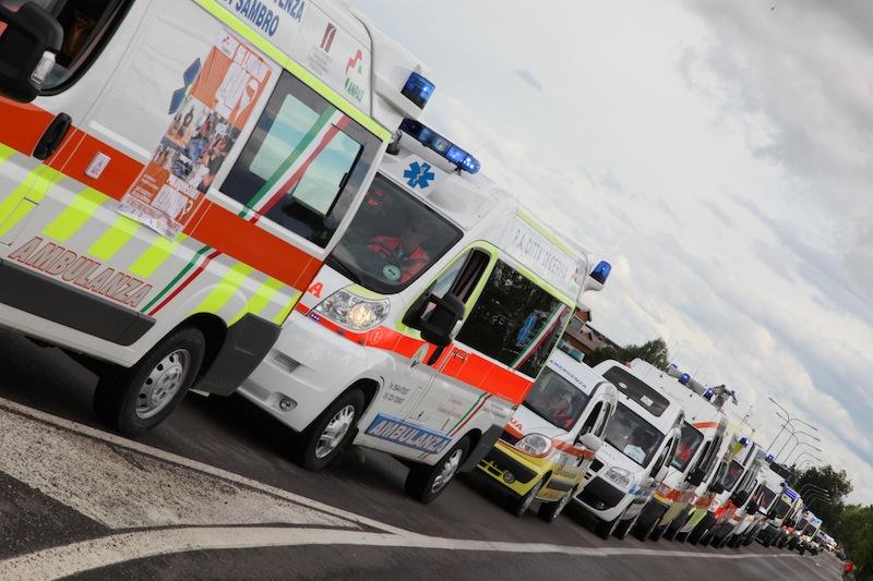 Le ambulanze non pagheranno i pedaggi: soddisfazione da Anpas