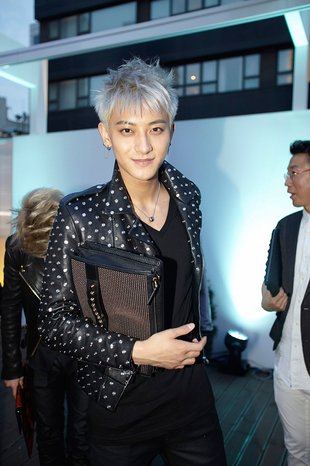 EXO-Tao-with-MCM-Punkproject-Clutch
