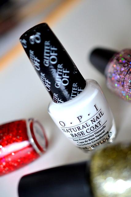 OPI Glitter Off nail polish