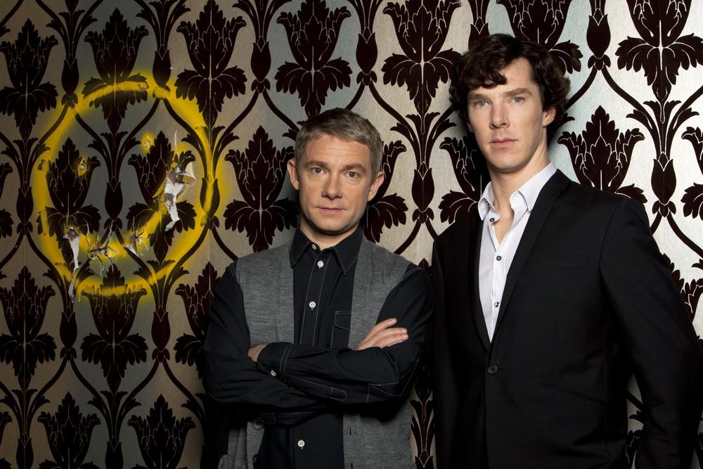 Sherlock S2
