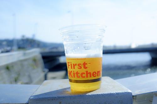 江ノ島とビール040