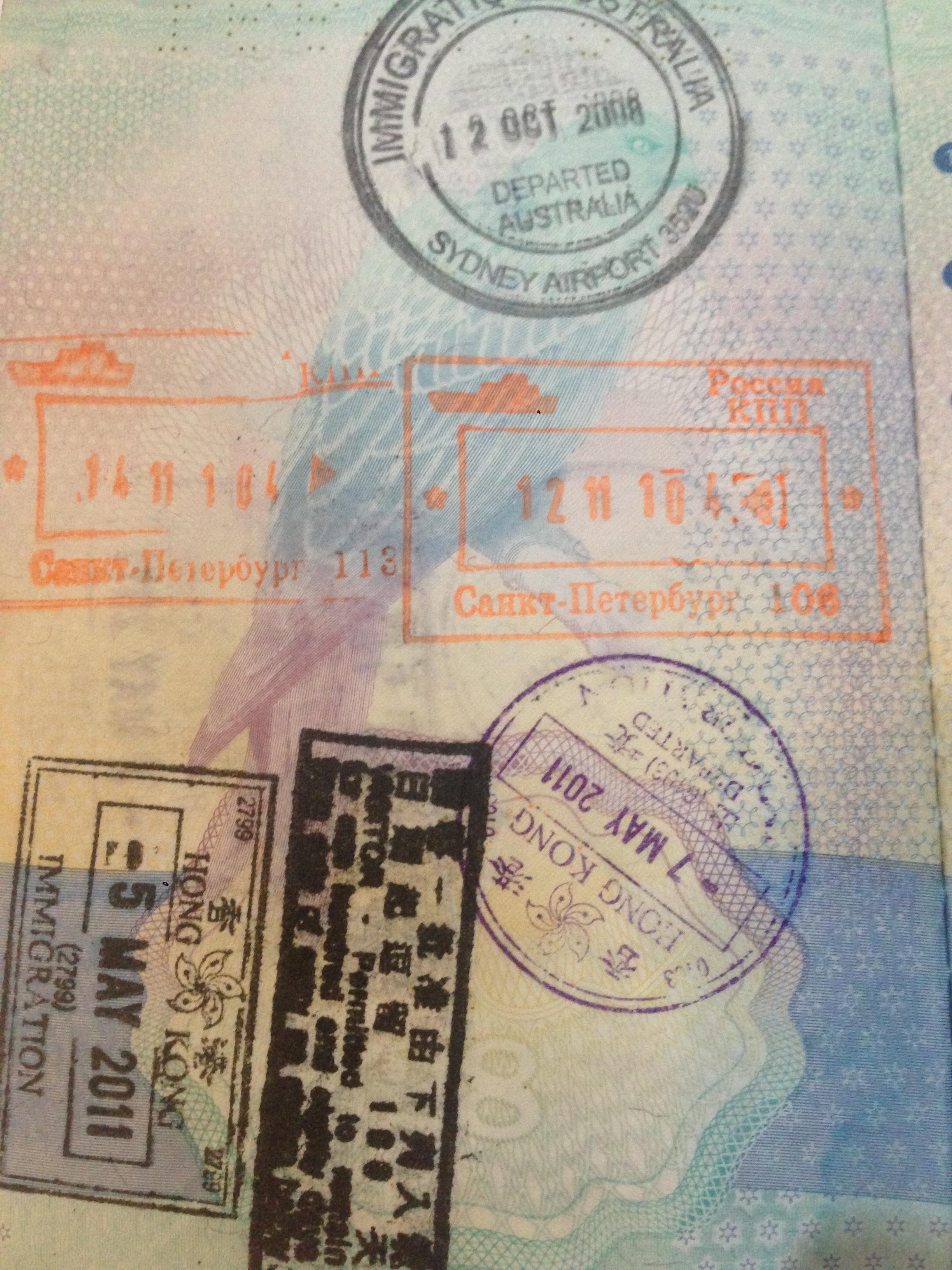 Finlandia Información de Visados - San Petersburgo (Rusia) - Rusia