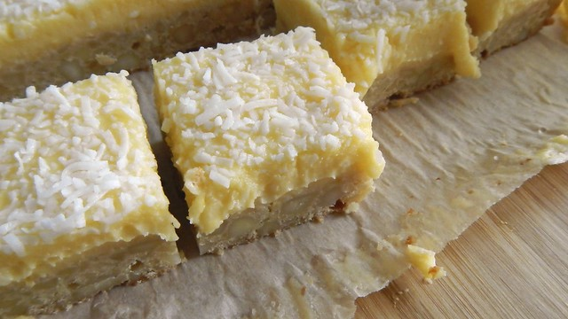 Paleo Lemon Squares 24