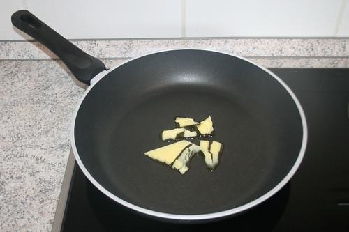 27 - Butterschmalz zerlassen / Melt ghee