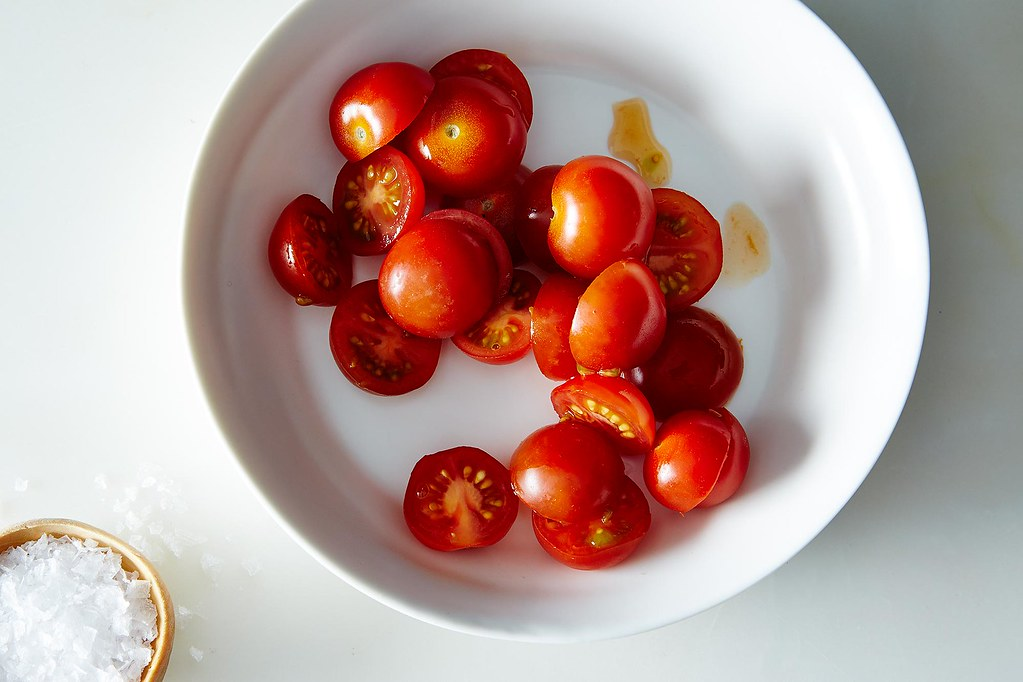 Cherry Tomatoes on Food52