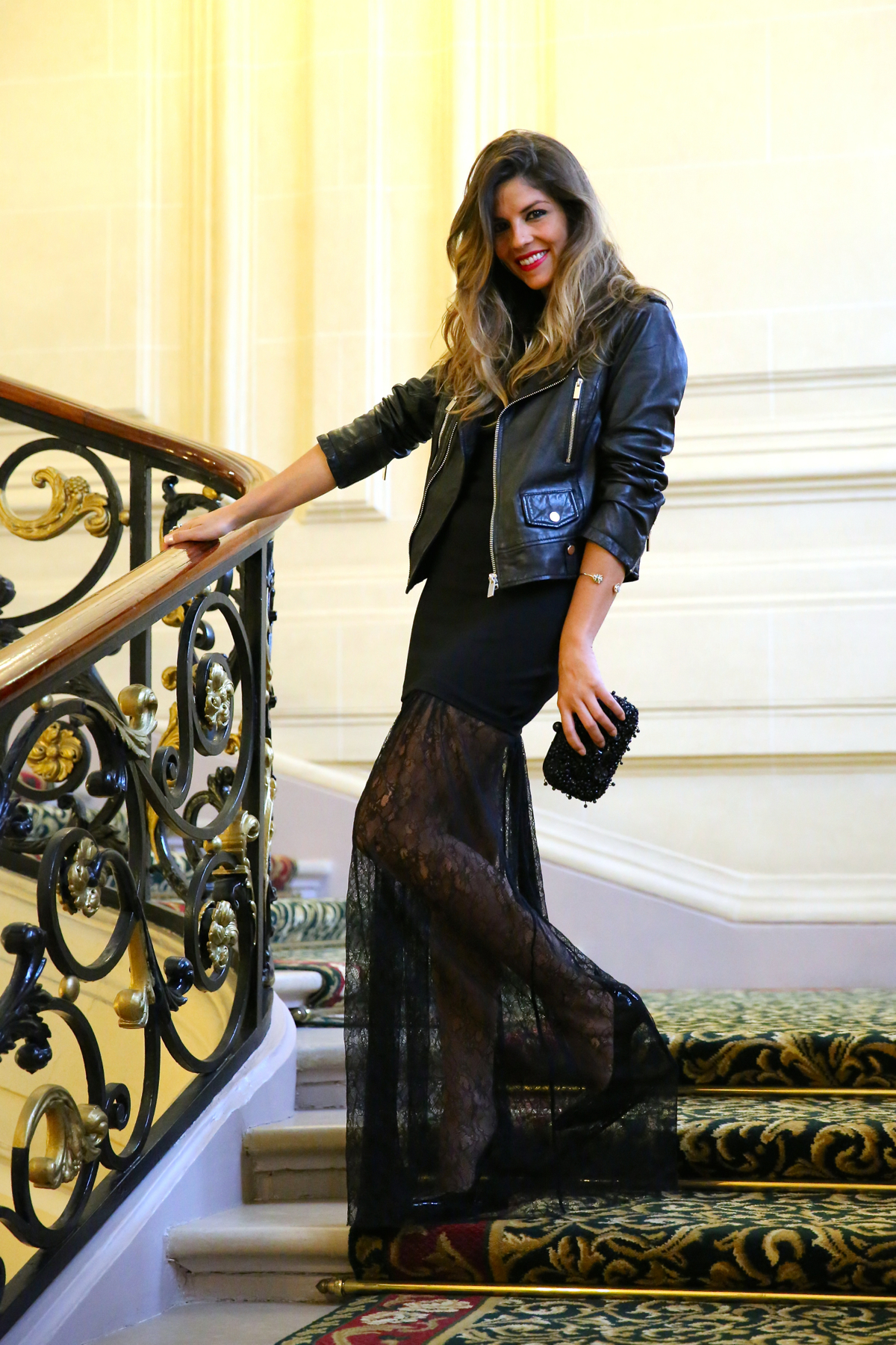 trendy_taste-look-outfit-street_style-ootd-blog-blogger-fashion_spain-moda_españa-vestido_fiesta-coctel-cocktail_party_dress-maje-lancôme-nouvelle_vague-paris-11