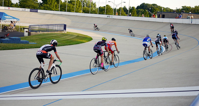 Major Taylor Velodrome