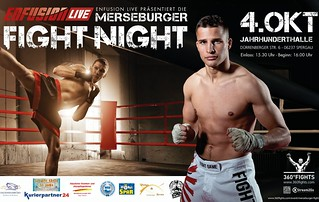 7. Merseburger Fight Night am 04.Oktober in Spergau