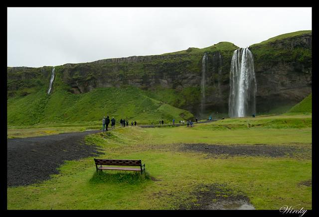 Visita a mi cascada favorita de Islandia Seljalandsfoss