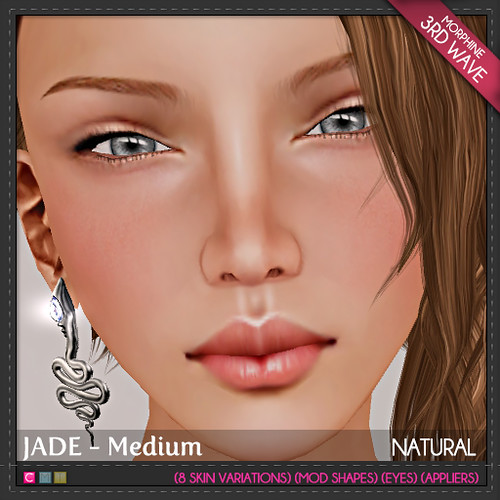 Jade Medium (Natural)