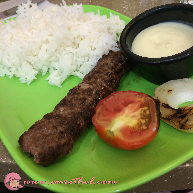 Lamb Kebab