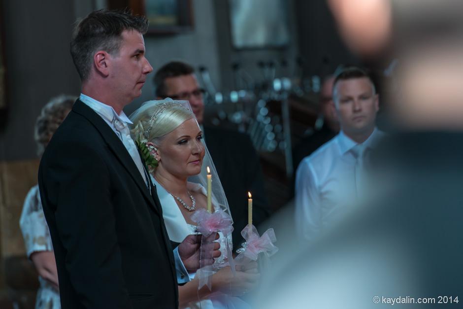 Венчание в Успенский кафедральный собор в Хельсинки