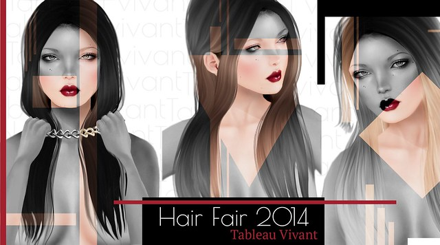 Hair Fair 2014 - Tableau Vivant