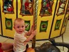 Riding the Carousel!
