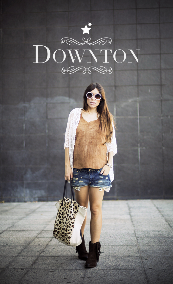 street style barbara crespo downtown blouse style fashion blogger she inside blog de moda outfit