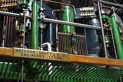 Hathorn Davey steam engine