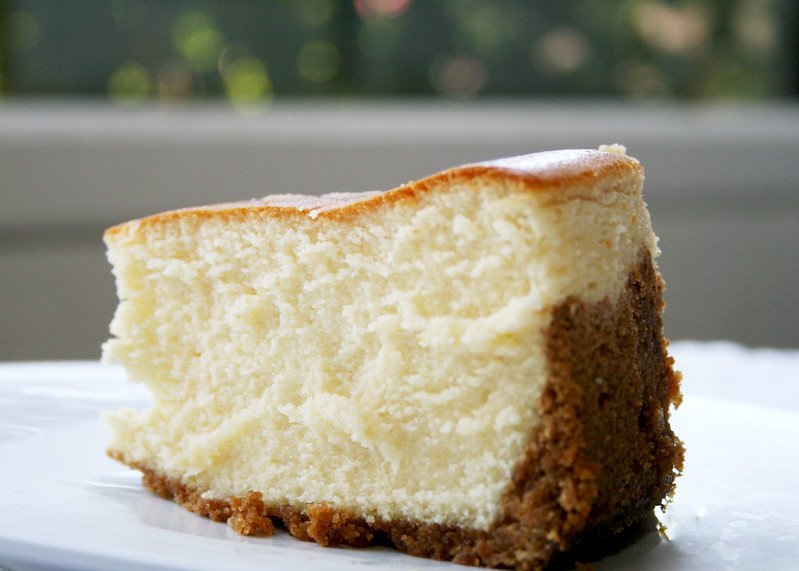 light and airy cheesecake recipe