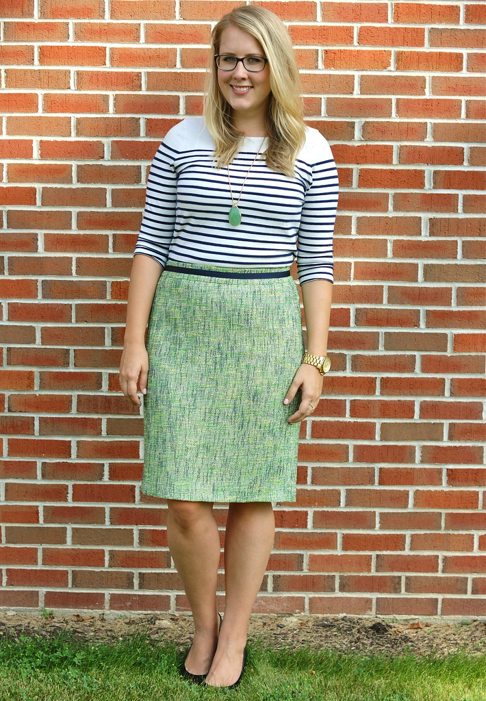 Boden Wow Pencil Skirt