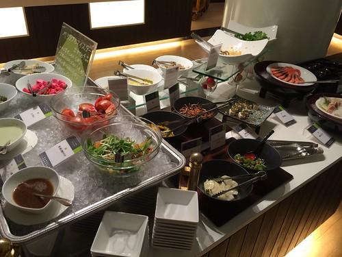 磐梯山温泉ホテル食事