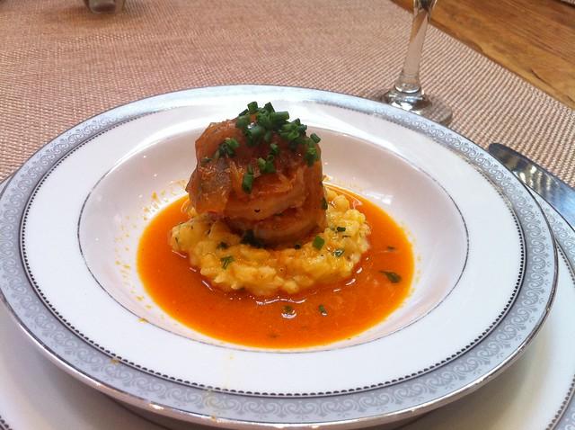 Oliva Dieta Mediterranea: Camarones al Ajillo (Garlic Shrimp)