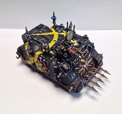 Black Legion Chaos Rhino No2, 2