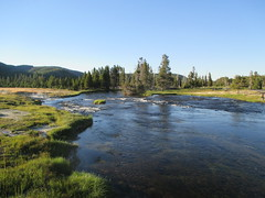 The Firehole River