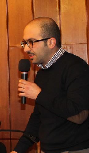 Il consigliereiì PD Giuseppe Valenzano