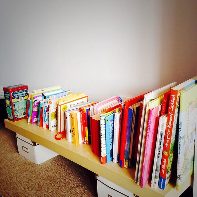 Day 17: bookshelf