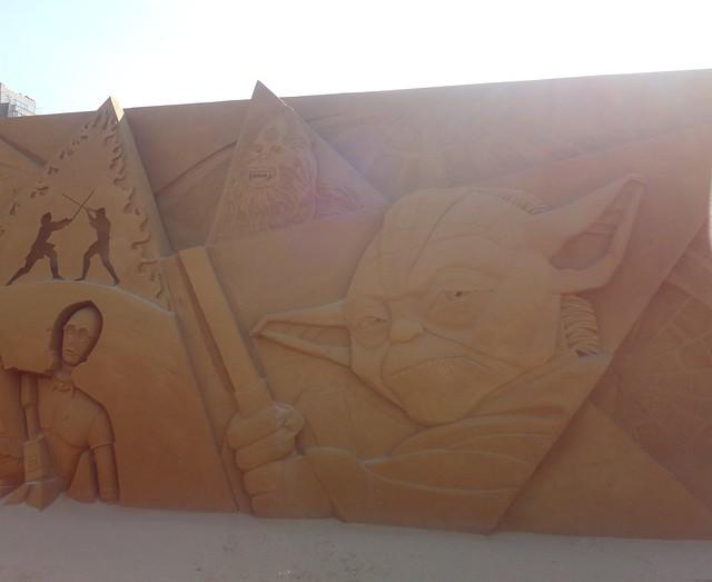 Sculpures sur sable Disney - News Touquet p.1 ! 14770232309_5267062643_z