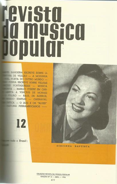 Revista da Música Popular - nº 12