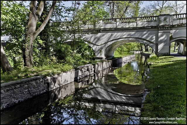 Van Buren Street Bridge (Monkey Hill Bridge) [1906]