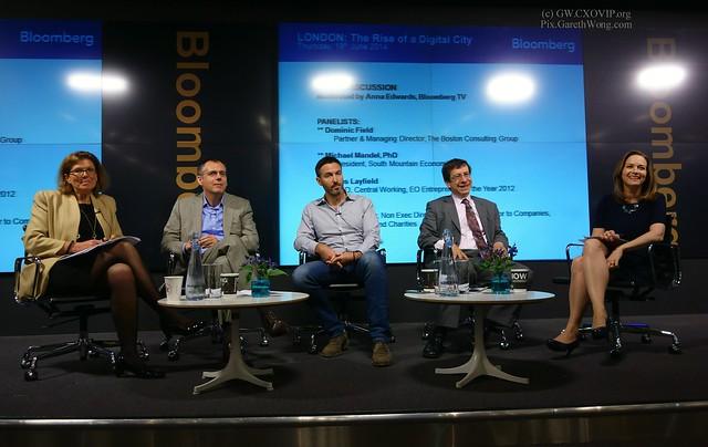 Gr8 insights hosted @annaedwardsnews   @scoutu @BCG @Layfield @MichaelMandel @Londontechweek #LDNTechWeek _DSC8161