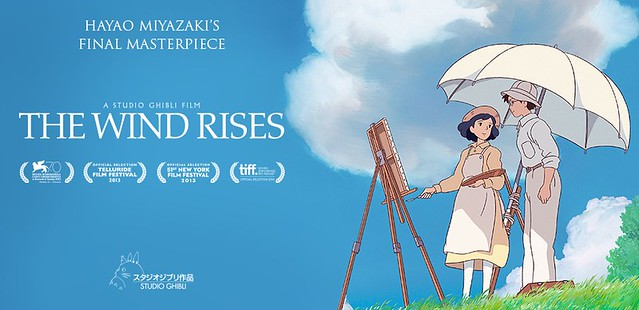 Main Poster - The Wind Rises