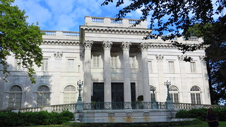 Marble House front