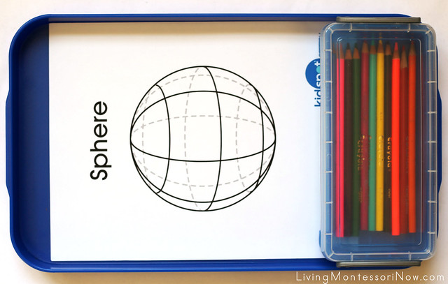 Decorate a Sphere Tray