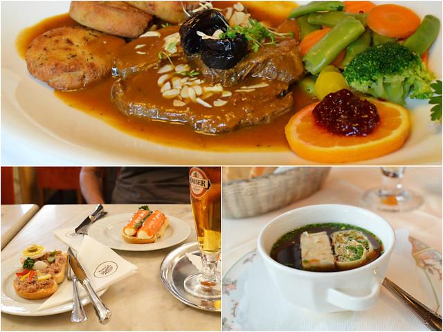 Austrian food montage 1