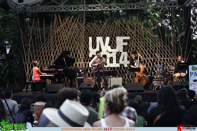 Ubud Village Jazz Festival 2014 - Shadow Puppets (5)