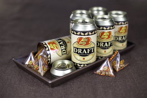 Draft Beer Can Tin