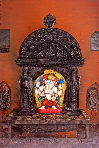 Krishna in Patan