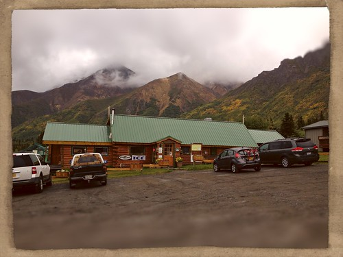 Sheep Mountain Lodge, Glenn Hwy., AK