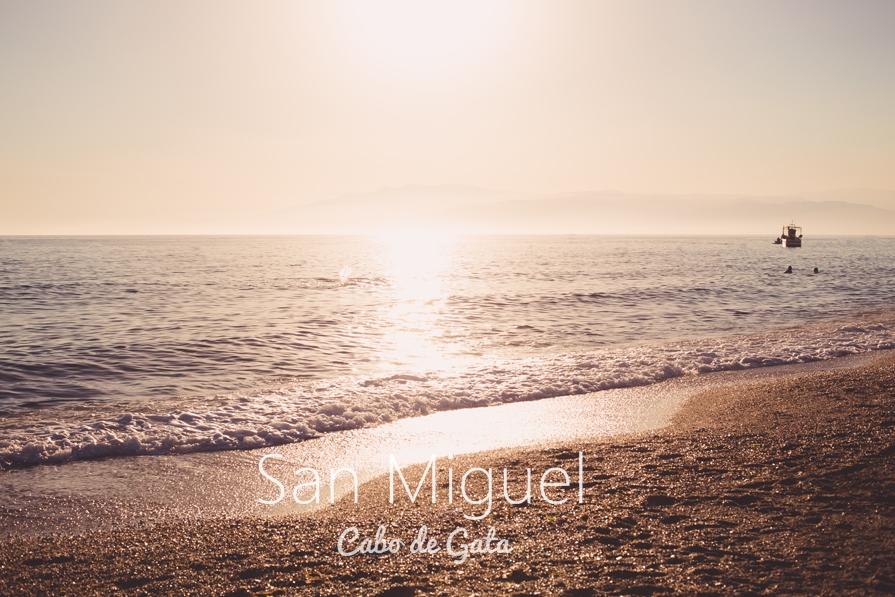 San Miguel, Cabo de Gata, Almeríal Atardeceres del Sur