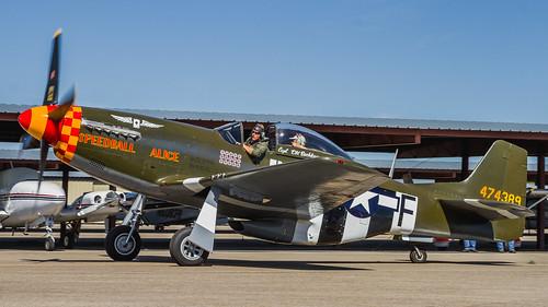 "P-51D ""SpeedBall Alice"""