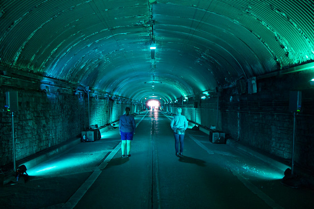 Dive, Park Avenue Tunnel