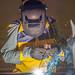 Worker welding22
