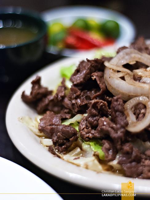 Pigar-Pigar at Great Taste Restaurant