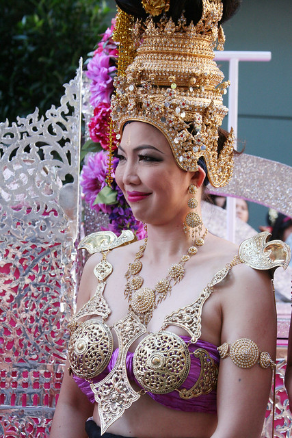 Asian Thai Costume