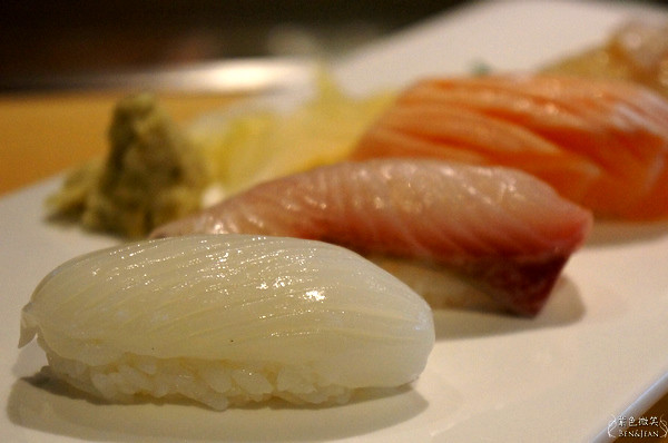 ▋台中美食▋本壽司~~氣氛舒適迷人、價格合理CP值很高的握壽司日本料理
