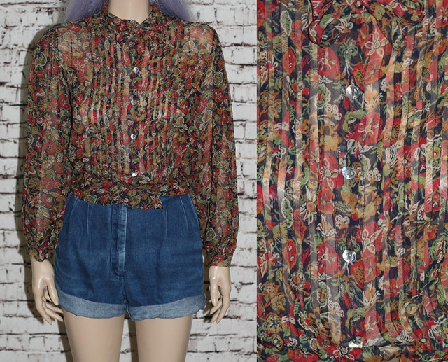 40sfloralblouse