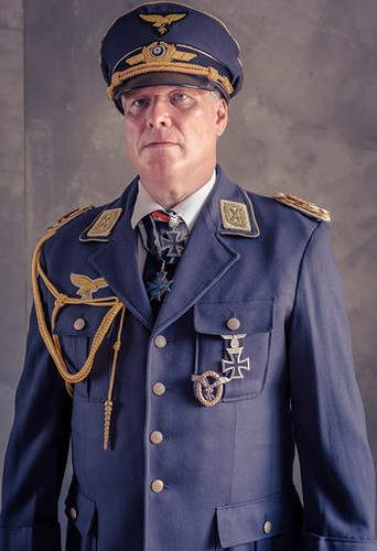 As Herman Goering, for TV Reconstruction
